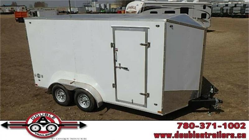 2020 Stealth Mustang 7 x 14 Enclosed Cargo Trailer (7000lb GVWR)