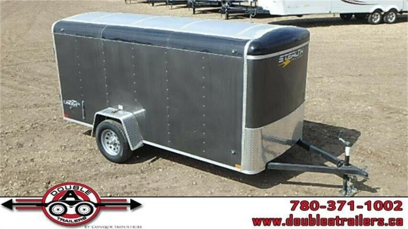 2020 Stealth Liberty 5 x 12 Enclosed Cargo Trailer (3500lb GVWR)