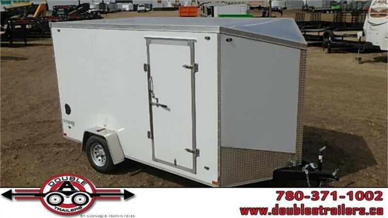 2020 Stealth Titan 7 x 12 Enclosed Cargo Trailer (3500lb GVWR)