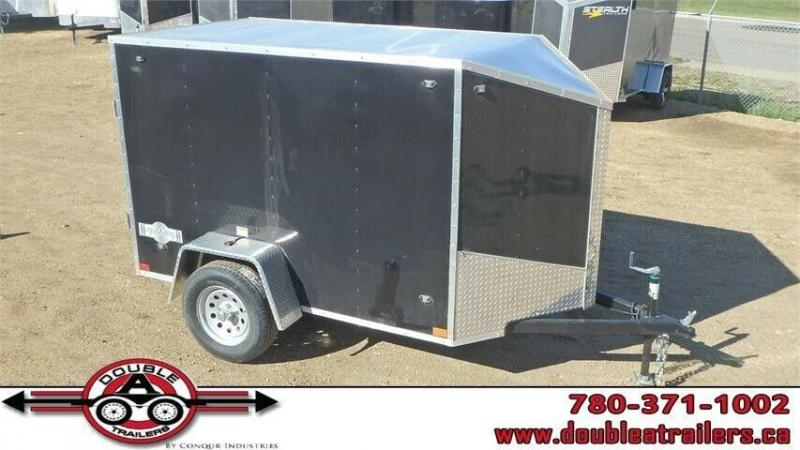 2020 Stealth Mustang 5 x 8 Enclosed Cargo Trailer (3500lb GVWR)