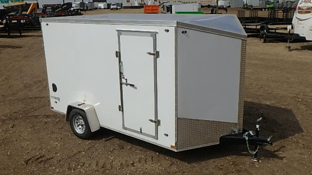 2020 Stealth Trailers 7FT x 12FT Enclosed Cargo (3500LB GVW) Enclosed Cargo Trailer