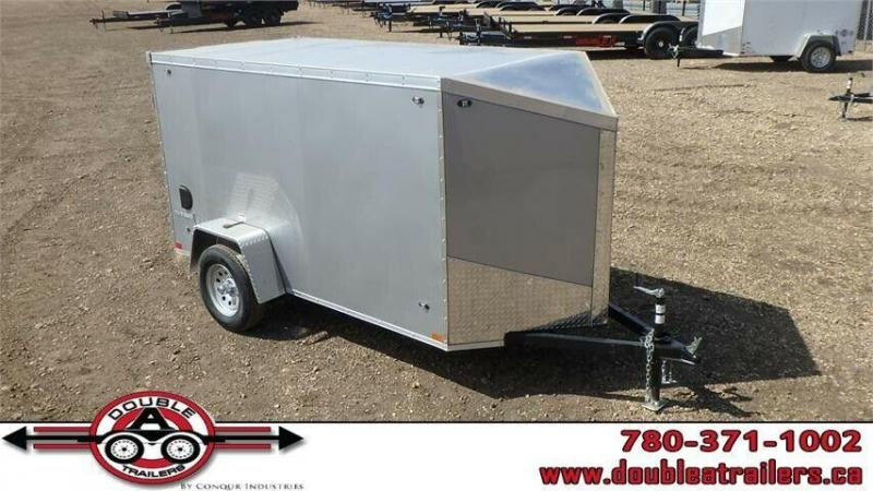 2020 Stealth Titan 5 x 10 Enclosed Cargo Trailer (3500lb GVWR)