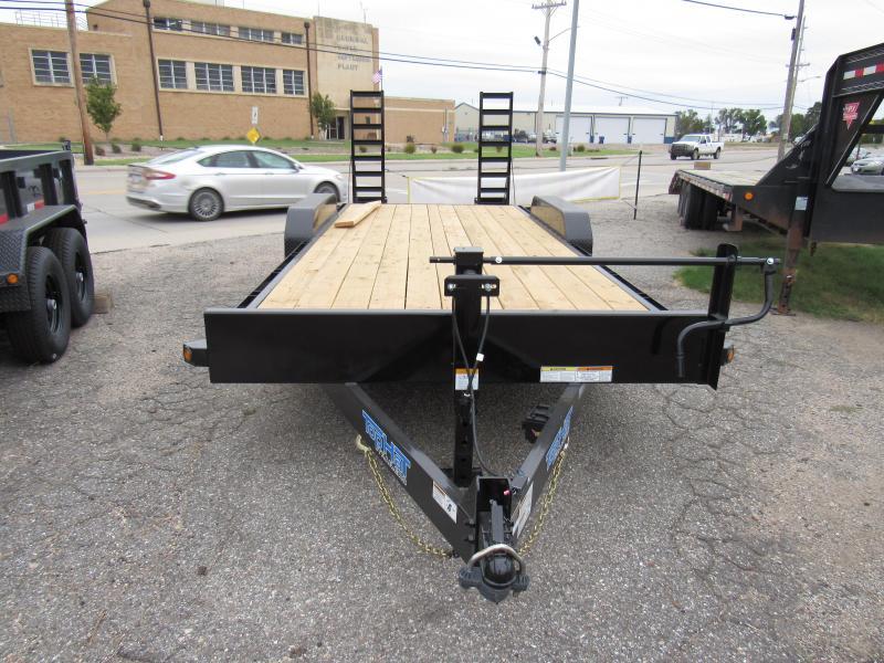 2020 Top Hat Trailers Equipment hauler 83 X 20' Equipment Trailer