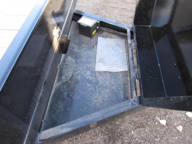 "2020 Midsota Nova Series Tilt Deck 82"" X 18' 10K Flatbed Trailer"