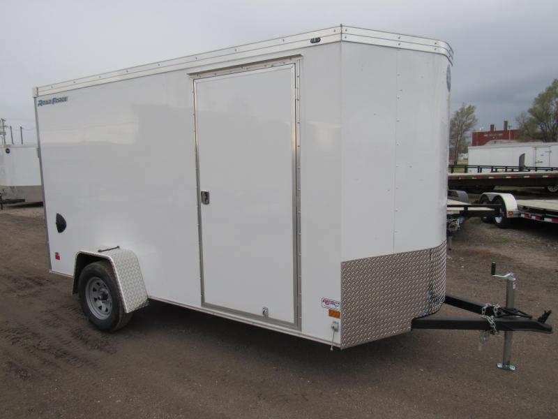 2020 Wells Cargo RFV612S2 Enclosed Cargo Trailer
