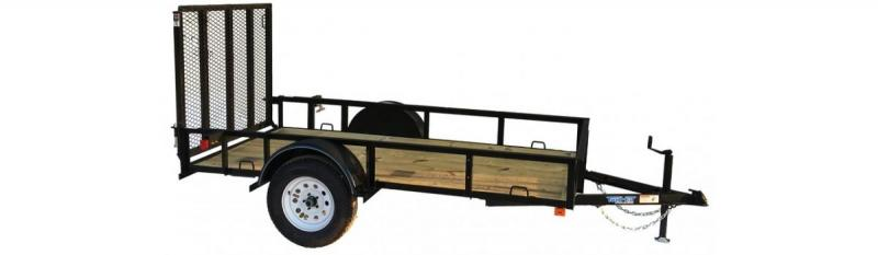 """2020 Top Hat Trailers Express Utility 60"""" X 8' Trailer"""