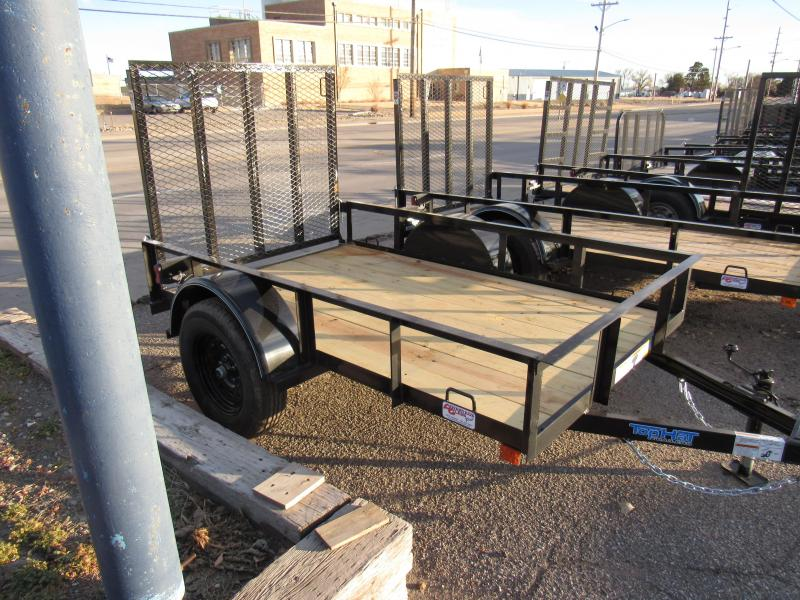 "2020 Top Hat Trailers Express Utility 60"" X 8' Trailer"