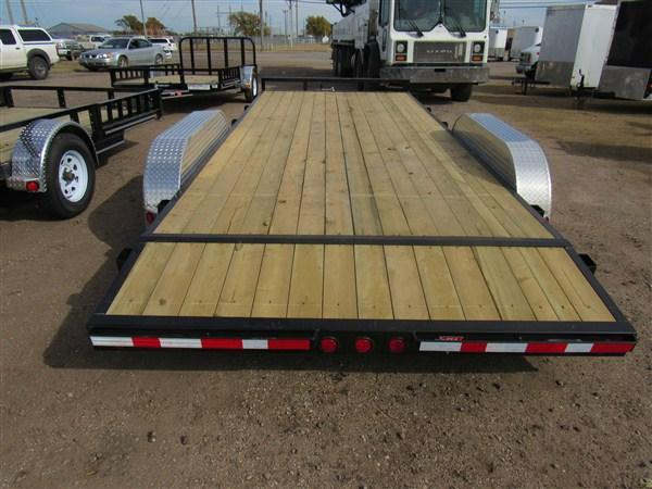 "2019 PJ Trailers 83"" X 18' Car Hauler"
