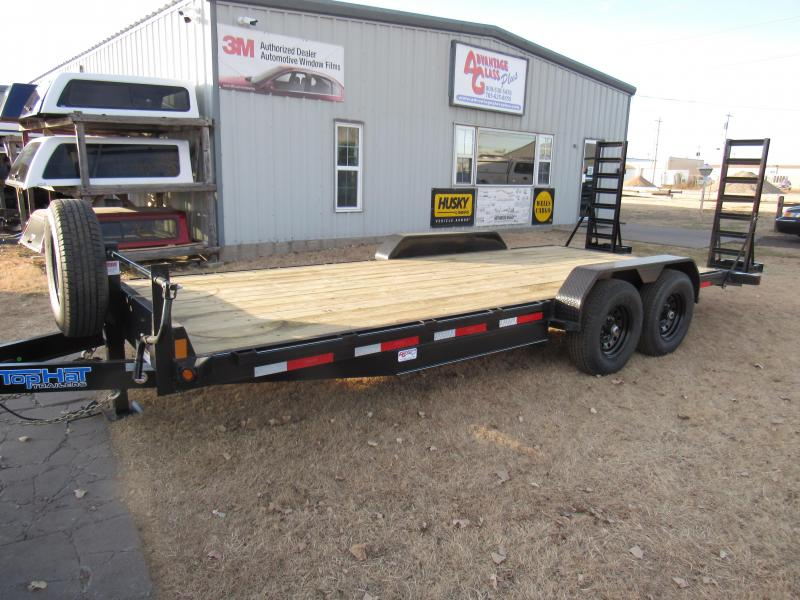 2020 Top Hat Trailers Equipment hauler 83 X 20' Equipment Trailer