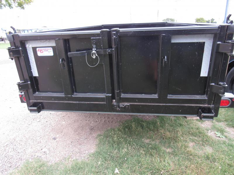 2019 Stagecoach 5 X 10 Dump Trailer **LIKE NEW**