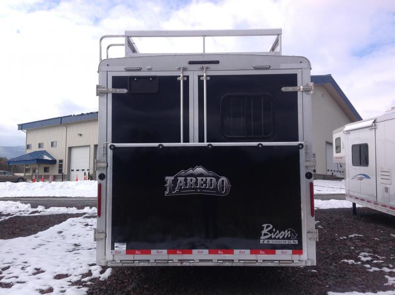 2019 Bison Trailers LAREDO 8311 Horse Trailer