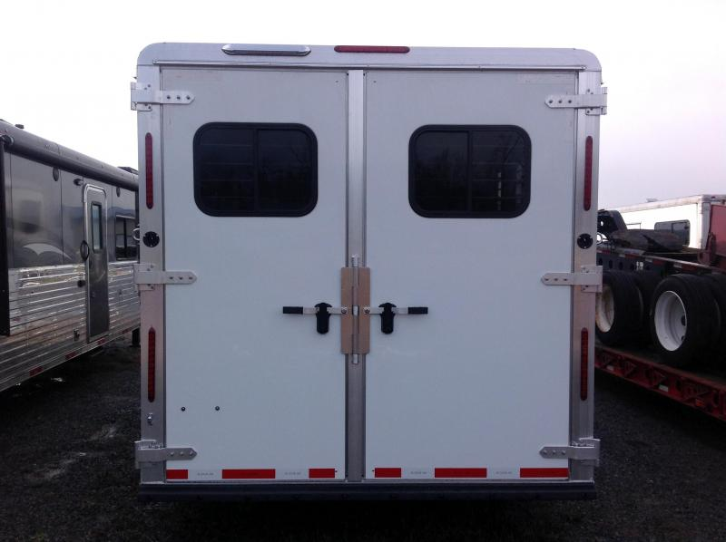 2019 Adam 3H WITH 11 LQ Horse Trailer