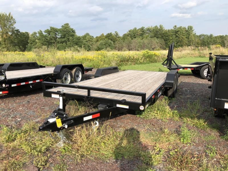 2019 Sure-Trac 7 X 20 Wood Deck Car Hauler  10k
