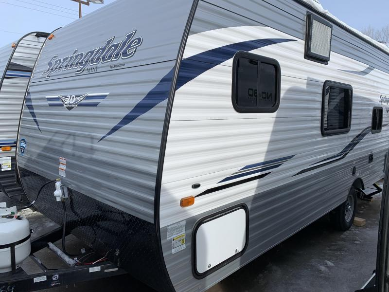 2019 Keystone RV SPRINGDALE 1800BH Travel Trailer
