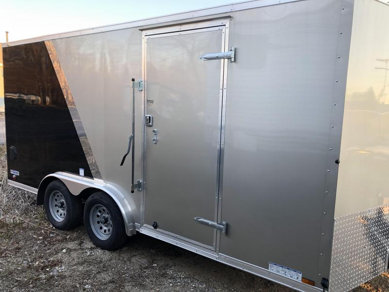 2020 Continental Cargo 8x16 Enclosed Cargo Trailer