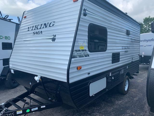 2020 Forest River, Inc. Other (Not Listed) VIKING 16SFB Travel Trailer RV