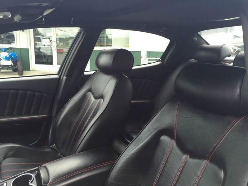 2010 Maserati Quattroporte S 4dr Sedan