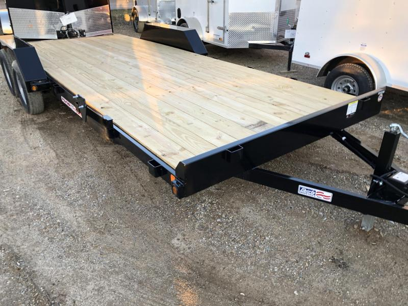 2020 Liberty 7x20 Car / Racing Trailer