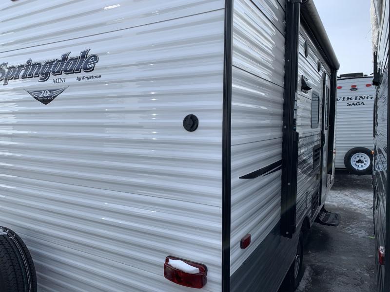 2019 Keystone RV SPRINGDALE 1800BH Travel Trailer
