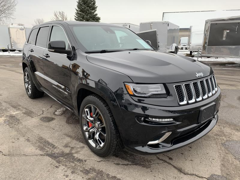 2014 Jeep GRAND CHEROKEE SRT SUV