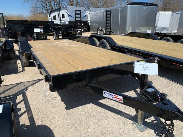 2020 Liberty 7x20 Equipment Trailer