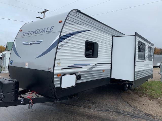 2020 Keystone RV Springdale 295bh Travel Trailer RV