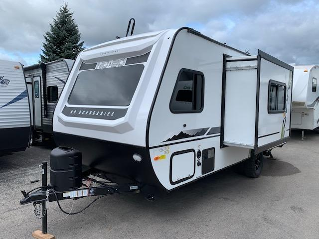 2020 Forest River, Inc. Other NO-BOUNDARIES 19.8 Travel Trailer RV