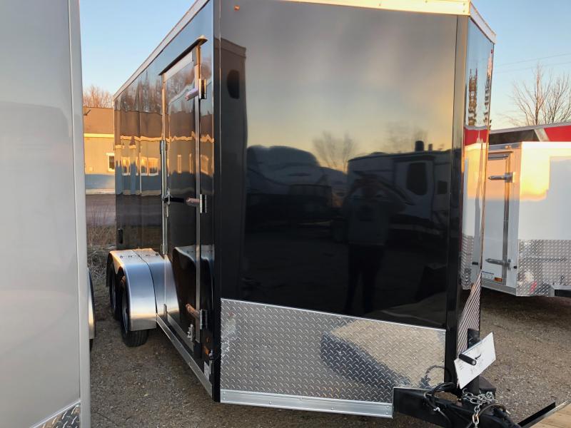 2020 US Cargo 7x14 Enclosed Cargo Trailer