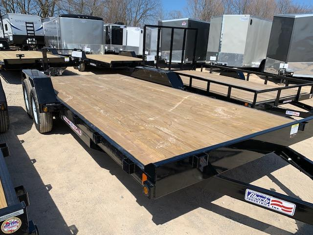 2020 Liberty 7x18 Equipment Trailer