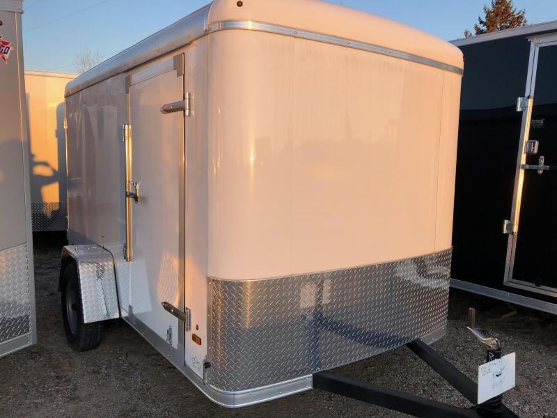 2020 US Cargo 6x10 Enclosed Cargo Trailer