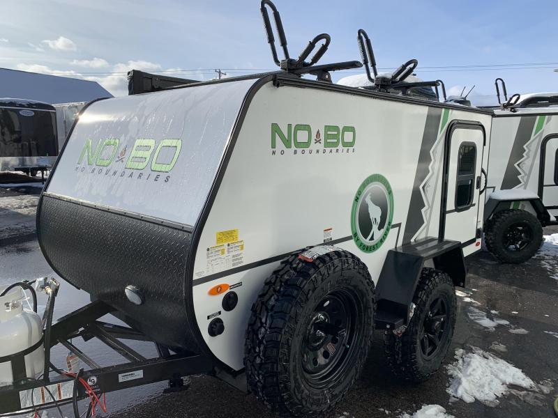 2019 Forest River Inc. NO-BOUNDARIES 10.5 Travel Trailer