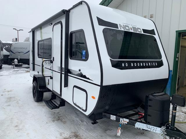 2020 Forest River Inc. No-Boundaries 16.6 Travel Trailer