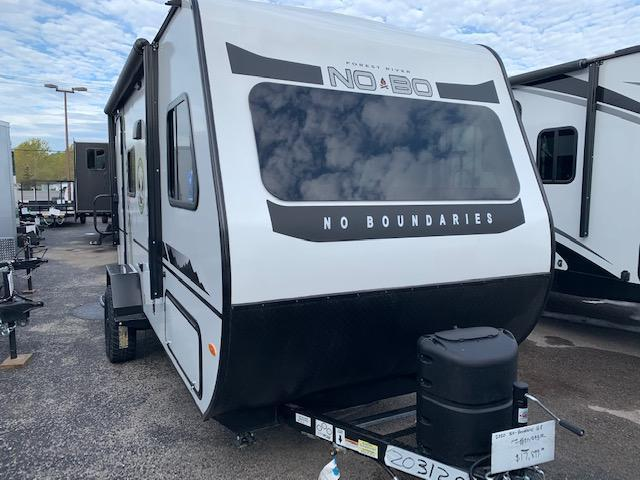 2020 Forest River, Inc. NO-BOUNDARIES 16.8 Travel Trailer RV