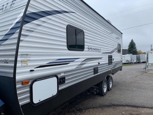 2020 Keystone RV Springdale 220rd Travel Trailer RV