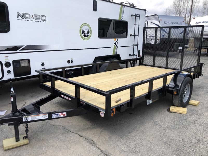 2020 Liberty 6x12 Utility Trailer