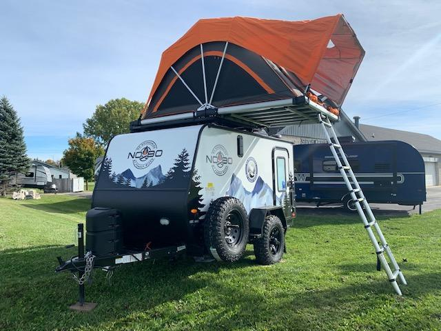 2020 Forest River, Inc. Other NO-BOUNDARIES 10.6 Travel Trailer RV