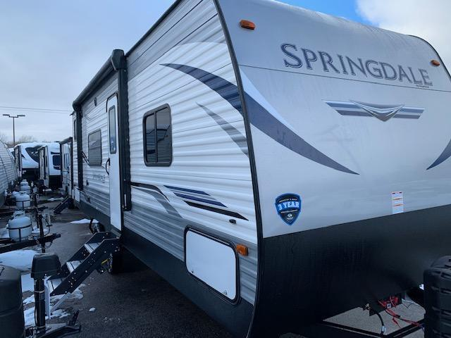 2020 Keystone RV Springdale 260BH Travel Trailer RV