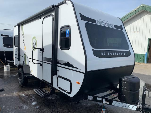 2020 Forest River, Inc. Other NO-BOUNDARIES 16.2 Travel Trailer RV