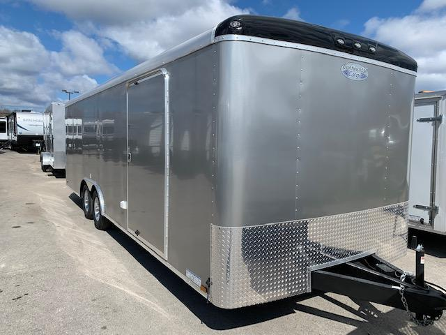 2020 Continental Cargo 8.5x24 Enclosed Cargo Trailer