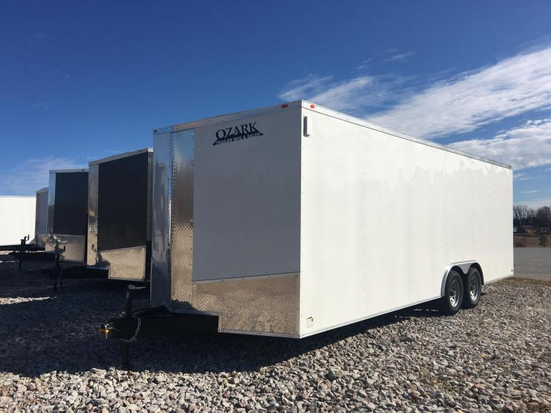2020 Eagle Trailer 8.5x24 10K Cargo Trailer/Car Hauler