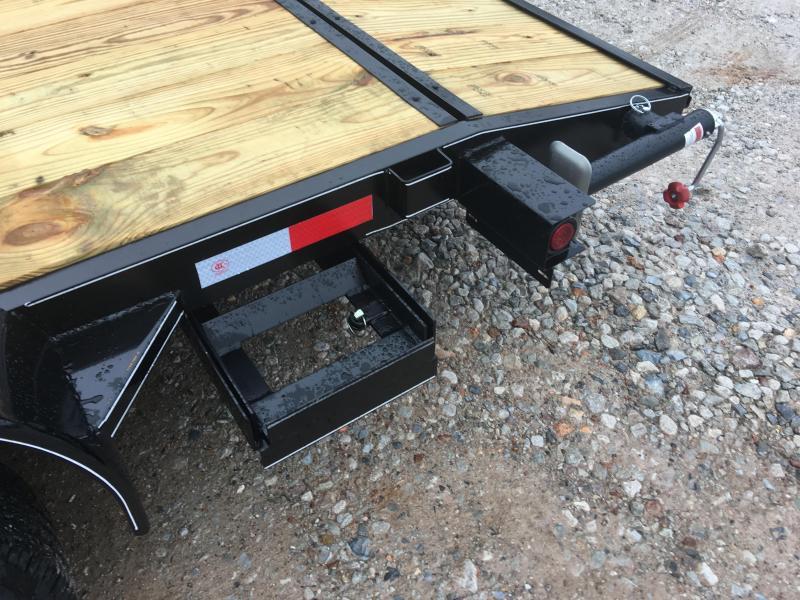 2020 Ozark 82 x 18 10k Equipment Preferred Equipment Trailer