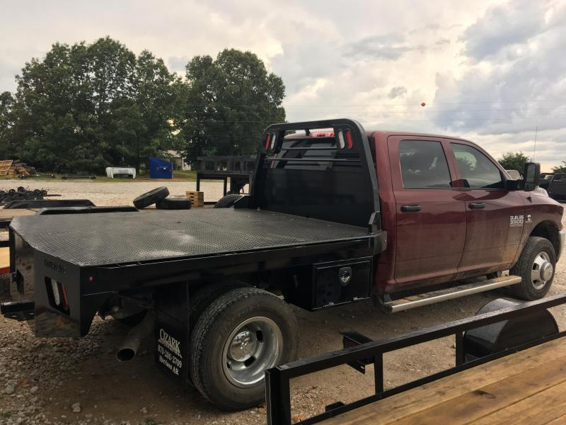 Crownline Work Bed Cab and Chassis