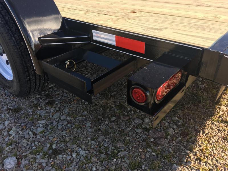 Ozark 82 x 14 7K Preferred HD Car Hauler