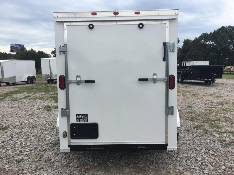 Ozark 5 X 10 Enclosed Cargo Trailer 3K