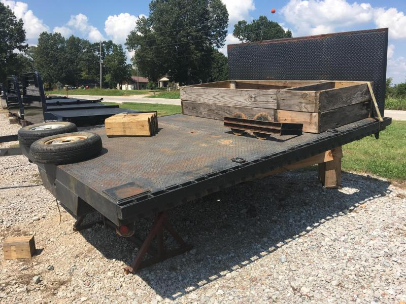 Used HD 8' Wide 10' Long Truck Bed