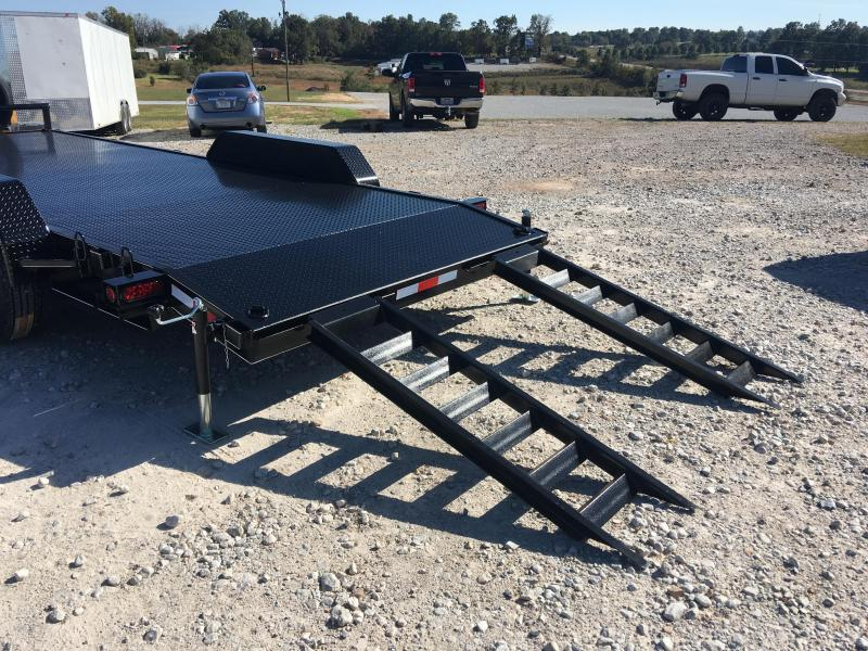 Ozark 82 x 20 14K Preferred Equipment