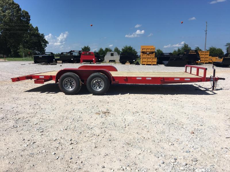 Ozark 82 x 22 10K Preferred Equipment