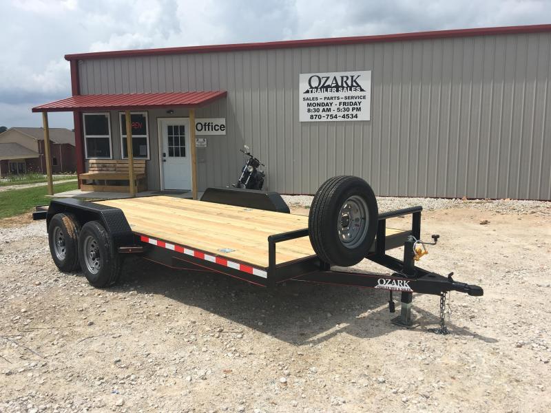 Ozark 82 x 14 10K Preferred Equipment