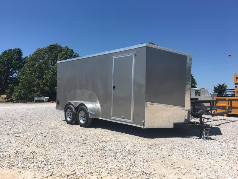 2020 Eagle Trailer 7x16 Cargo Trailer Enclosed Cargo Trailer