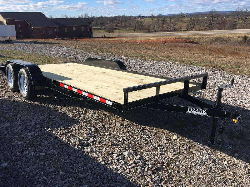 Ozark 82 x 16 7K Preferred HD Car Hauler